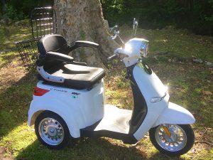 Scooter électrique IMF E-Trankly01